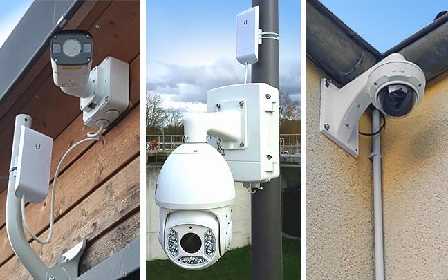 Installateur vidéo-surveillance, vidéoprotection site sécurisé Paris 75