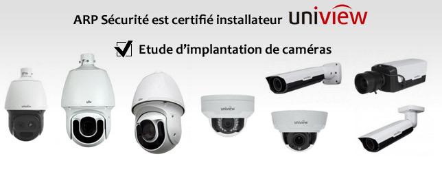 Installateur vidéosurveillance Paris,75, 77, 91