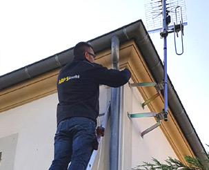 Installateur alarme vidéosurveillance, Paris, 77, 91, Yonne 89