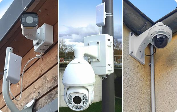 Caméra vidéo-surveillance protection site sensible Paris, 75, 77, 91, Yonne