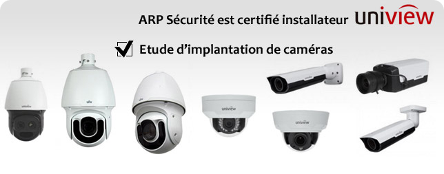 installateur-camera-video-protection-uniview-paris-yonne-aube