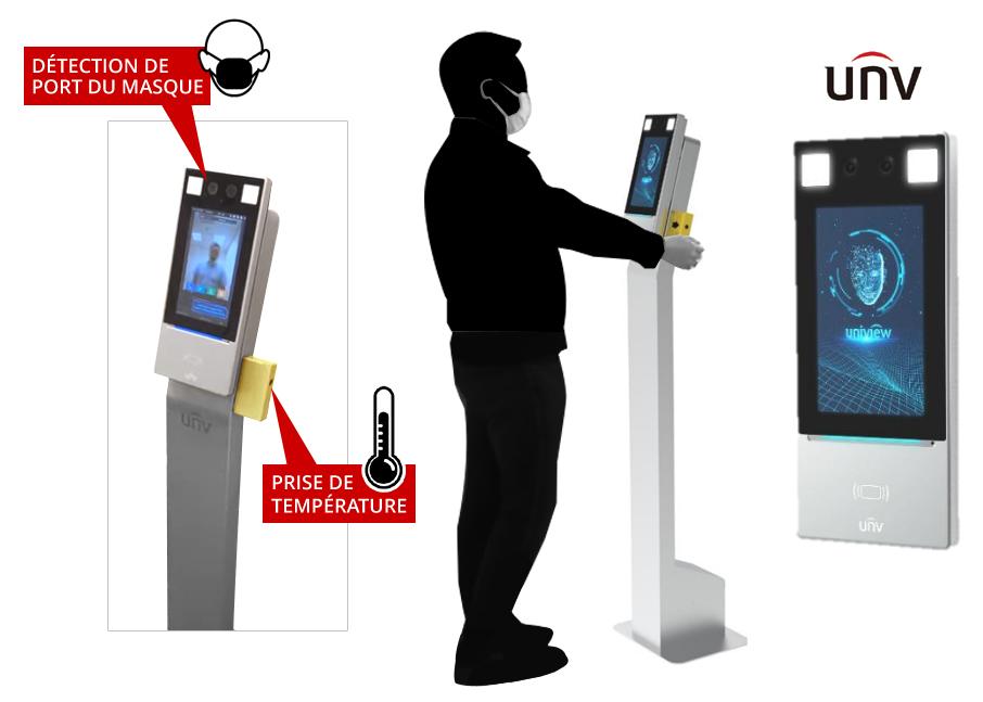 terminal-controle-unv-detection-masque-temperature